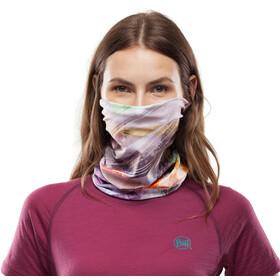 Buff Coolnet UV+ Neck Tube biome multi
